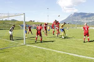 Fussball: FC Balzers vs. Frauenfeld