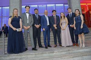 Jungbürgerfeier 2019 im Vaduzersaal