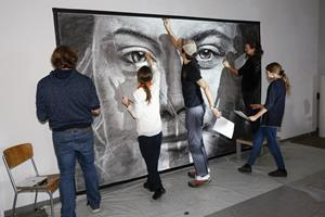 Tag der offenen Tür in der Kunstschule
