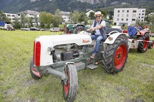 Oldtimer - Traktortreffen in Balzers