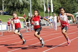 UBS Kids Cup, Sportplatz Rheinwiese, Schaan