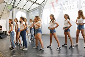 Vaduz Classic: Liechtenstein tanzt