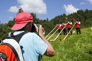 13. Liechtensteiner Weisenblasen in Malbun