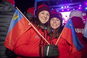 Eröffnungsfeier Youth Olympics 2020