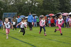 Gemeindesportfest in Balzers