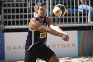 Beachvolleyball Turnier in Vaduz - Herren