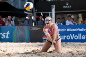 Beachvolleyball Turnier in Vaduz