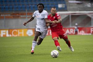 FC Vaduz - FC Stade-Lausanne-Ouchy