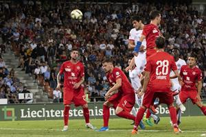 FC Vaduz - Eintracht Frankfurt