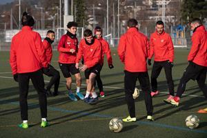 FC Vaduz Trainingsstart