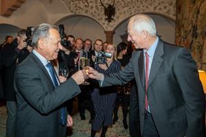 Geburtstag S.D. Fürst Hans-Adam – Gratulationsempfang auf Schloss Vaduz