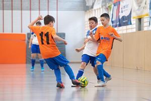 Hallenfussballturnier in Balzers
