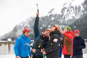 Swiss Ice Climbing Cup