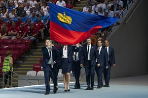 Eröffnungsfeier Worldskills Kazan 2019