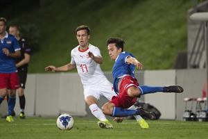 Liechtenstein U21 - Schweiz U21