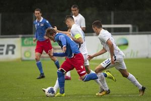 Liechtenstein U21 - Slovakei