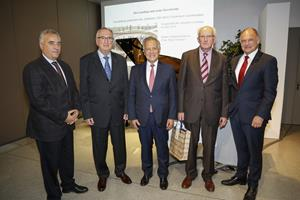 Ausstellung zur Geschichte des Landtags