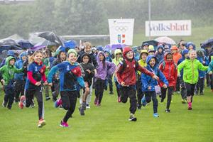 Olympic Day in Schaan