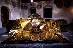 Gold Vernissage anlässlich der Schlossmediale