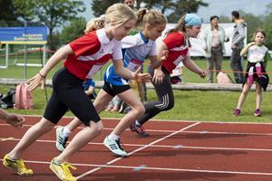 Finalausscheidung Swiss-Athletics-Sprint