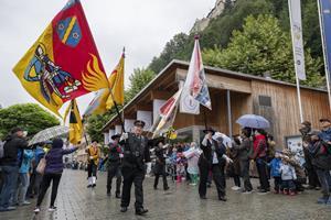 Princely Liechtenstein Tattoo Parade
