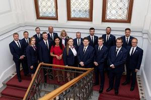 Verabschiedung der «WorldSkills»-Delegation